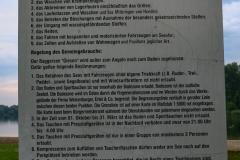 Rechtsverordnung für Baggersee Giesen