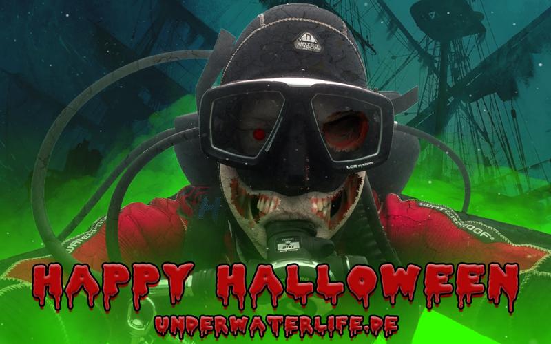 Halloween Diver 2018